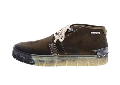 YELLOW CAB Herrenschuhe - Sneakers CHECK 15460 - moss preview 2