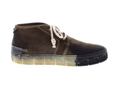 YELLOW CAB Herrenschuhe - Sneakers CHECK 15460 - moss preview 4