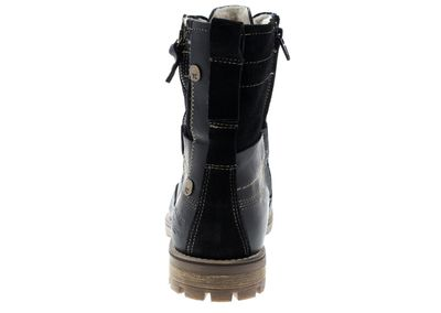 YELLOW CAB Herrenschuhe - Boots SOLUTION B18022W black preview 5