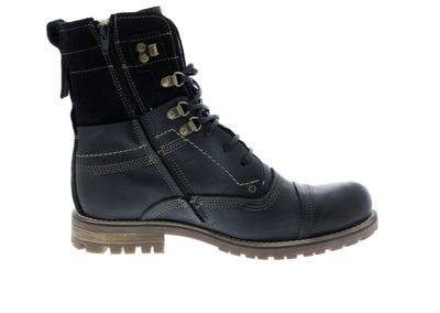 YELLOW CAB Herrenschuhe Boots SOLUTION B 18022 W black preview 4