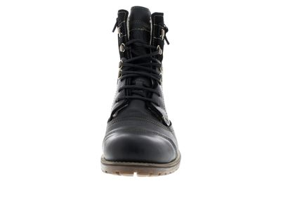 YELLOW CAB Herrenschuhe Boots SOLUTION B 18022 W black preview 3