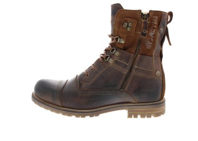 YELLOW CAB Herrenschuhe Boots SOLUTION B 18022 W - tan preview 2