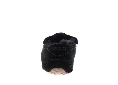 UGG Damenschuhe - Hausschuhe ANSLEY FUR BOW - black preview 5