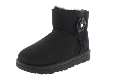 UGG Damenschuhe - Booties MINI BAILEY PETAL - black