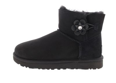 UGG Damenschuhe - Booties MINI BAILEY PETAL - black preview 2