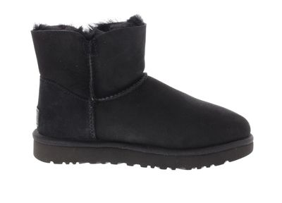 UGG Damenschuhe - Booties MINI BAILEY PETAL - black preview 4