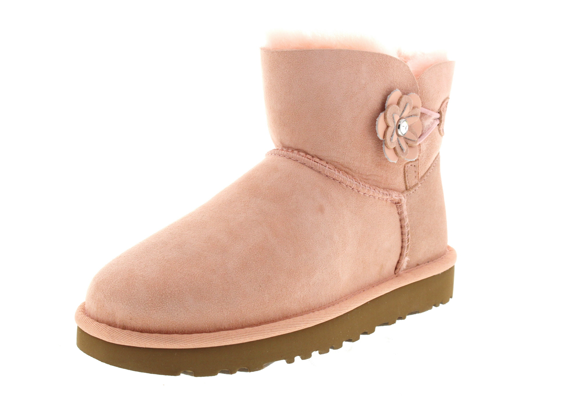 UGG Stiefeletten - MINI BAILEY PETAL - tropical peach_0