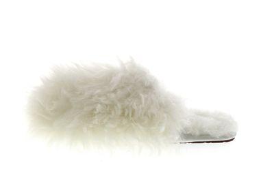 UGG Hausschuhe - FLUFF MOMMA MAGNOLIAN CLOG - white preview 2
