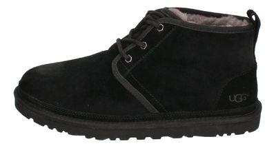 UGG Herrenschuhe - Gefütterte Boots NEUMEL - black preview 2