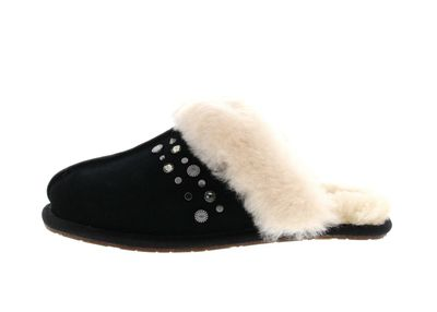 UGG Hausschuhe - SCUFFETTE II STUDDED BLING - black preview 2
