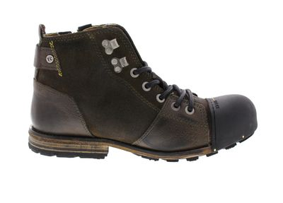 YELLOW CAB Herrenschuhe - Boots INDUSTRIAL 15419 green preview 4
