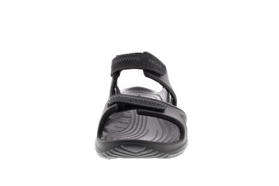 CROCS in Übergröße - SWIFTWATER RIVER SANDAL - black preview 3