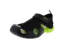 CROCS Herrenschuhe - SWIFTWATER SANDAL black volt green_0 001