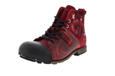 YELLOW CAB Herrenschuhe - Boots INDUSTRIAL 15012 brick