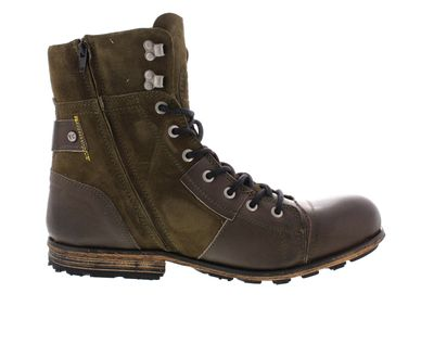 YELLOW CAB Herrenschuhe - Boots INDUSTRIAL 18069 green preview 4