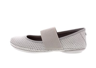 CAMPER - Ballerinas RIGHT NINA 21595-117 - pastel grey preview 2