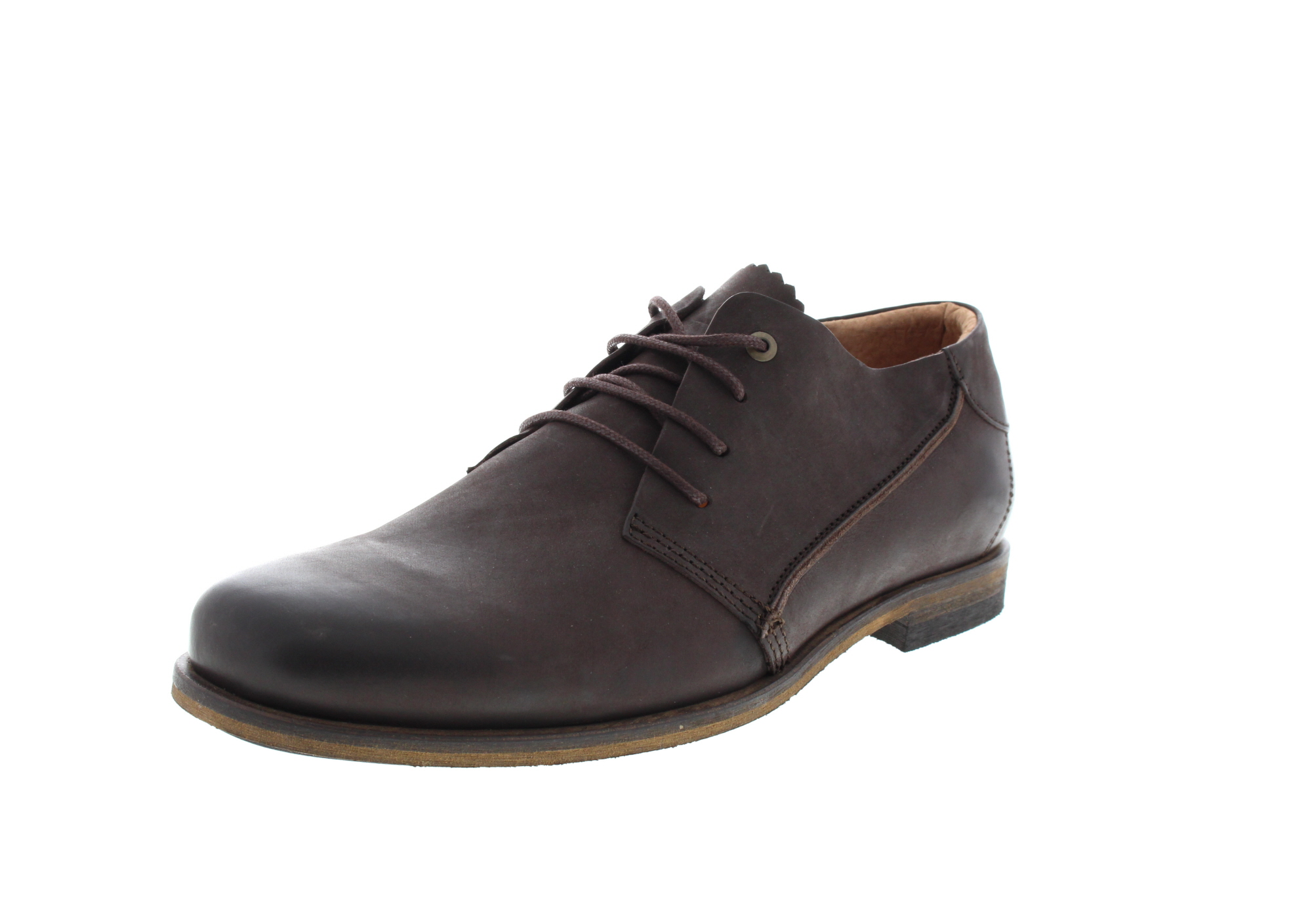 HAGHE by HUB Herrenschuhe - MATTFIELD - dark brown_0