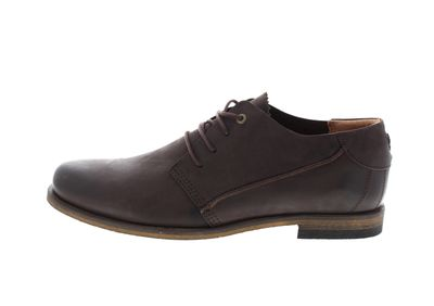 HAGHE by HUB Herrenschuhe - MATTFIELD - dark brown preview 2
