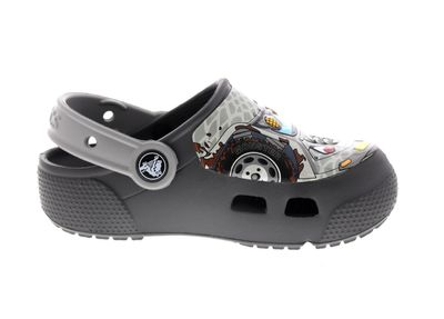 CROCS Kinderschuhe FunLab LIGHTS MONSTER TRUCK graphite preview 4