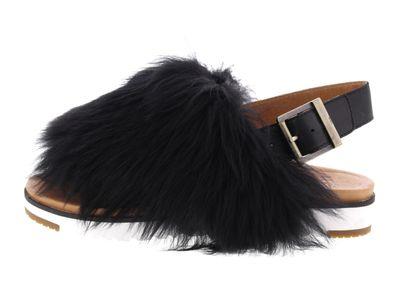 UGG Damenschuhe - Sandaletten HOLLY 1019870 - black preview 2
