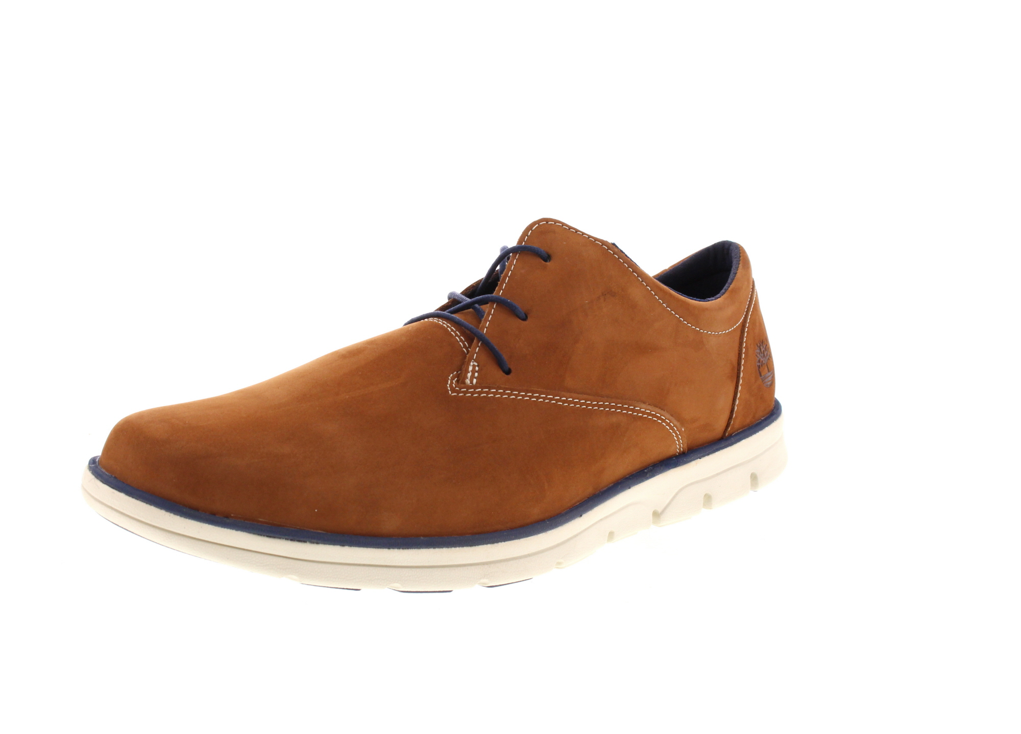 TIMBERLAND in Übergröße BRADSTREET OXFORD A1K2J saddle