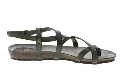 FRED DE LA BRETONIERE - Sandalen 170010026 - dark olive preview 4