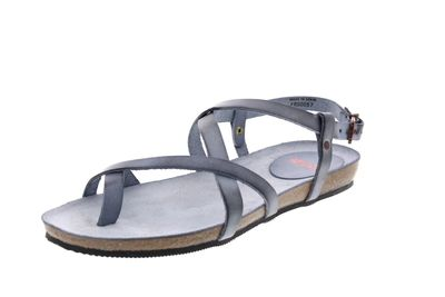 FRED DE LA BRETONIERE - Sandalen 170010026 - jeans blue preview 1