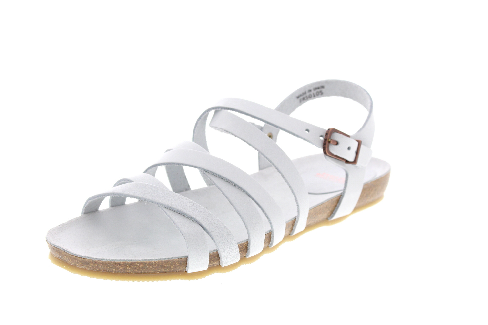 FRED DE LA BRETONIERE - Sandalen 170010028 - off white_0