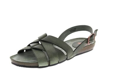 FRED DE LA BRETONIERE - Sandalen 170010032 - dark olive preview 1