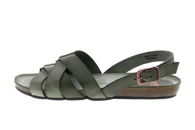 FRED DE LA BRETONIERE - Sandalen 170010032 - dark olive preview 2