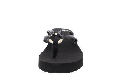 UGG Damenschuhe - Zehentrenner SANDIE 1019875 - black preview 3