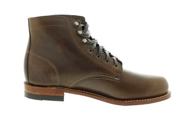 WOLVERINE 1000 Mile - Premium-Boots 1000 Mile olive brown preview 4