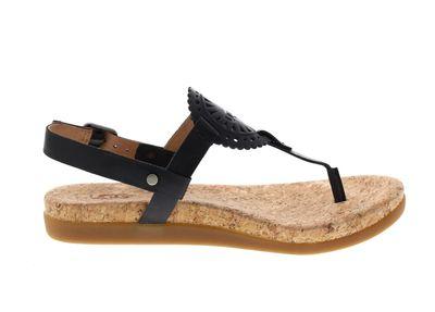 UGG Damenschuhe - Sandalette AYDEN II 1020063 - black preview 4