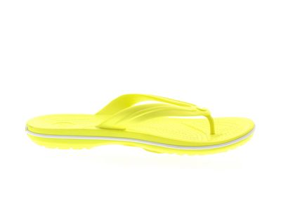 CROCS - Zehentrenner CROCBAND FLIP - tennis ball green preview 4