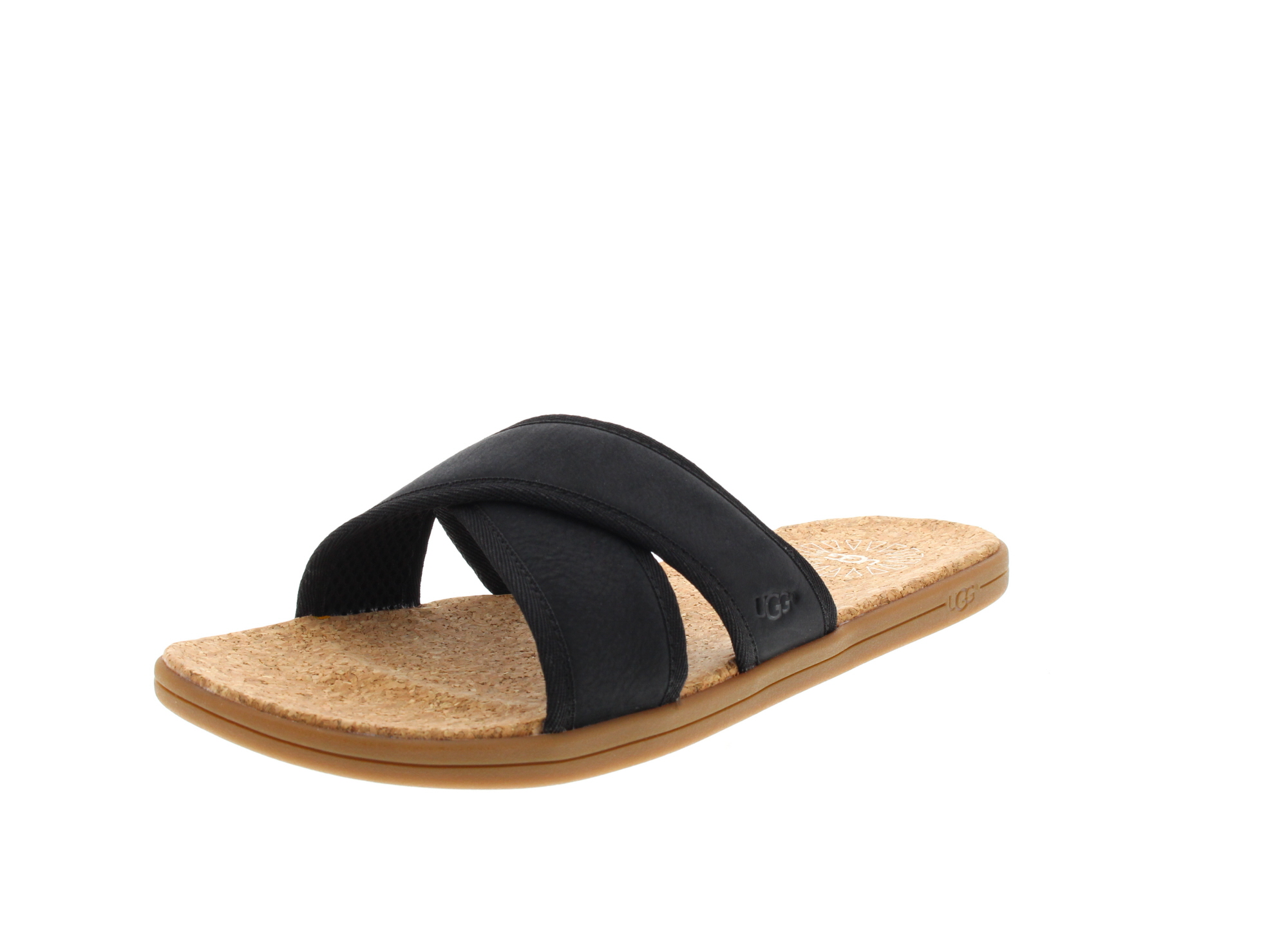 UGG in Übergröße - SEASIDE SLIDE 1092172 - black
