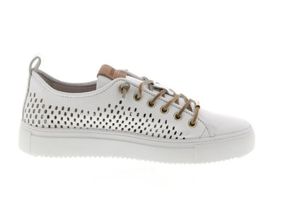 BLACKSTONE Damenschuhe - Low-Cut-Sneakers PL87 - white preview 4