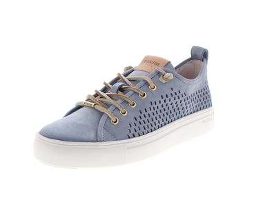 BLACKSTONE Damenschuhe - Sneakers PL87 - winter sky