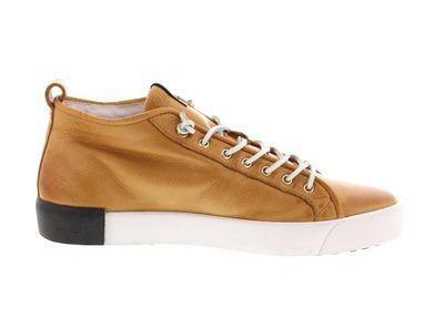 BLACKSTONE in Übergröße - Mid-Cut-Sneaker PM42 - rust preview 4