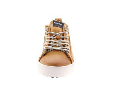 BLACKSTONE in Übergröße - Mid-Cut-Sneaker PM42 - rust preview 3