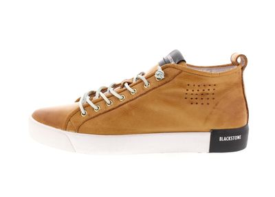 BLACKSTONE Herrenschuhe - Mid-Cut-Sneaker PM42 - rust preview 2