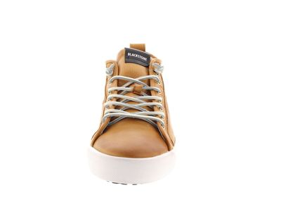 BLACKSTONE Herrenschuhe - Mid-Cut-Sneaker PM42 - rust preview 3