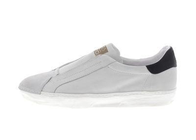 A.S.98 Herrenschuhe - Sneaker 453102 - bianco nero preview 2