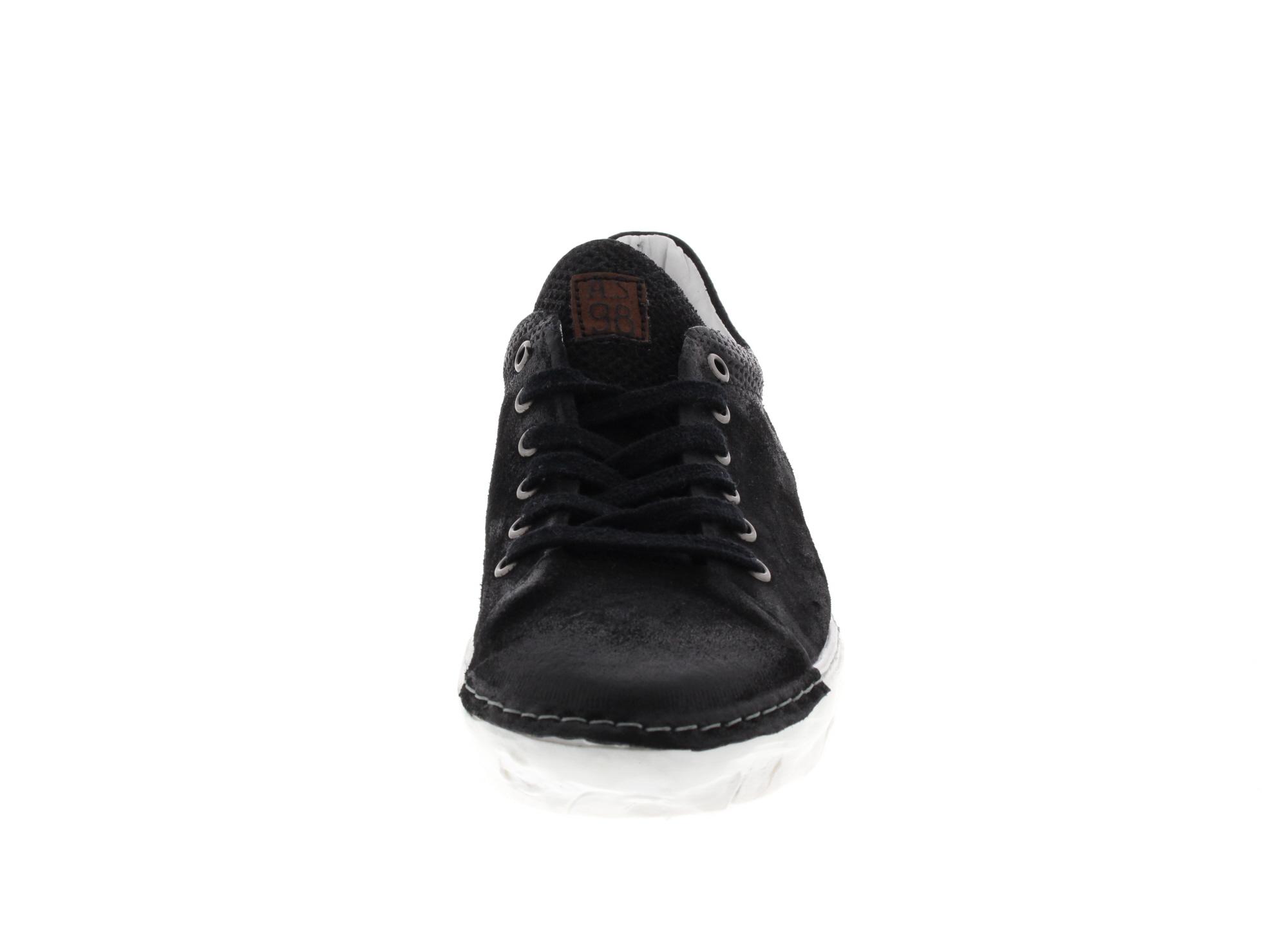 A.S.98 Herrenschuhe Sneaker 453104 nero