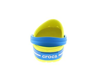 CROCS Schuhe - Clogs CROCBAND - tennis ball green ocean preview 5