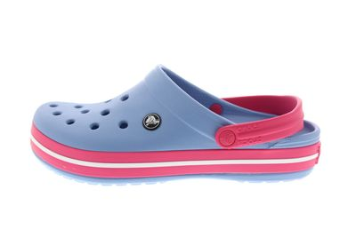 CROCS - Clogs CROCBAND - chambray blue paradise pink preview 2