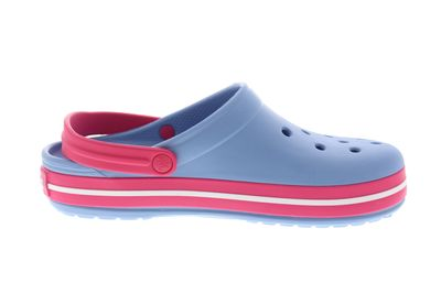 CROCS - Clogs CROCBAND - chambray blue paradise pink preview 4
