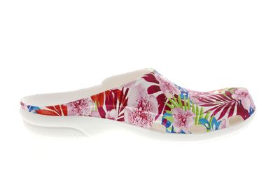 CROCS Damenschuhe FREESAIL GRAPHIC CLOG tropical floral preview 4