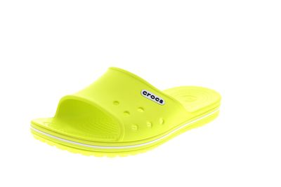 CROCS Pantoletten CROCBAND II SLIDE - tennis ball green