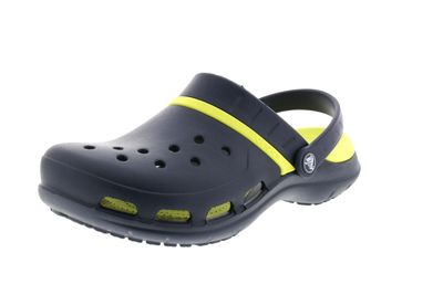 CROCS Clogs - MODI SPORT CLOG - navy tennis ball green