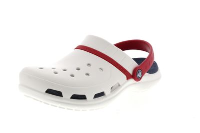 CROCS Clogs - MODI SPORT CLOG - white navy pepper